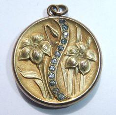 Art Nouveau Locket - Bing Images