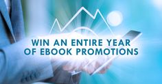 Win An Entire Year of Ebook Promotions!