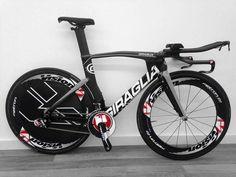 Giraglia with Vision wheels
