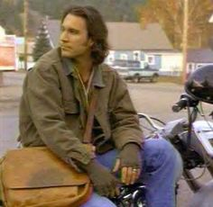 Perfumes & Fragrances > Chris Stevens 'Only You' (Northern Exposure) John Corbett, Best Television Series, Alaska, Northern Exposure, Men Are Men, Old Tv, Classic Tv, Dream Guy, Man Humor