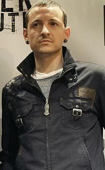 Lp Chester Bennington - Linkin Park