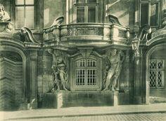 Karel Bellmann (1820–1893) – Oskar Pollak | Johann und Ferdinand Maxmilian Brokoff, J.G.Calve : Prag, 1910 | Morzin Palace