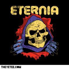Eternia #comics #motu #heman #skeletor
