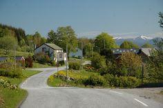 Fiksdal, Norway. Photo: bestnorwegian.com
