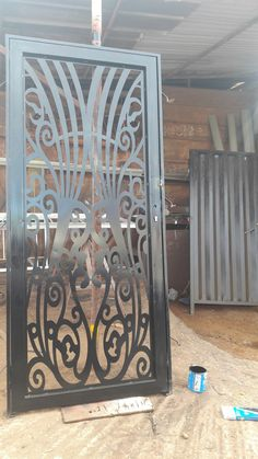 Truck Bed Camping, Door Gate Design, Laser, Carving, Doors, City, Home Decor, Marble, Puertas