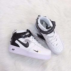 Nike Air Force NBA section Real two-layer leather lychee pattern high Nike Air Force High, Air Force Sneakers, Sneakers Nike, Market Price, 3 Months, Modeling, Leather, Photoshoot, Shoes