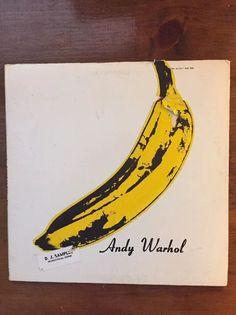Velvet Underground Nico Vinyl White Label Promo-very Rare