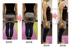 """""""脚の太さ""""は女子を悩ませる永遠の課題。そこで今回は、""""即効性があり、痛くない""""という「ほっそり脚エクササイズ」をご紹介。筆者が体験レッスンを受けてきました! Health Fitness, Body Fitness, Diet, Legs, How To Make, Pants, Beauty, Fashion, Health"""