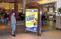 Information on mall advertising media. Jaba, Broadway Shows, Advertising, House, Outdoor, Ideas, Outdoors, Home, Outdoor Games