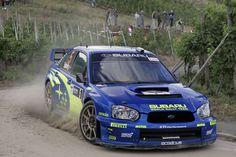 Subaru Impreza WRC rally car http://pinterest.com/quinnproperties/ http://www.tumblr.com/blog/patrickquinnproperties