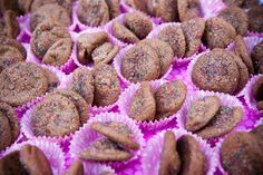 Dessert Party: Double Chocolate Almond Spice Cookies – weekend recipes