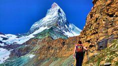 Matterhorn- Suiza