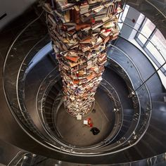 Book Tower @ Ford's Theater