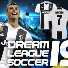 "Dream League Soccer is a most popular football video game Created by ""First touch Games Limited"" Today Sharing Dream League Soccer 2018 - 2019 MOD"
