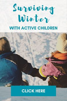 Are you the parent or educator of active children? Then you know how rough winter can be! Here are a few of our favorite strategies for keeping active kiddos entertained and as calm as possible, both at home and in the classroom.