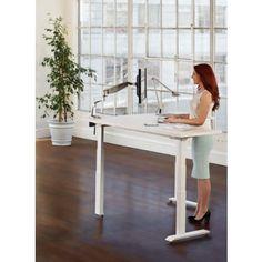 19 best height adjustable desks images adjustable height table rh pinterest com