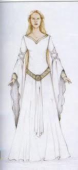 LOTR Dress