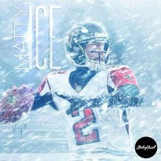 Matty ICE! Atlanta Falcons, Birds, Football, Trust, Fun, Anime, Sports, Soccer, Hs Sports