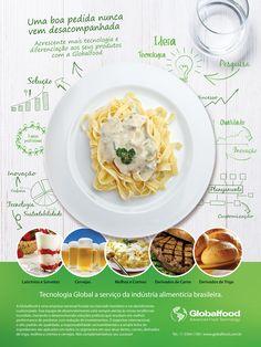 Anúncio para Globalfood