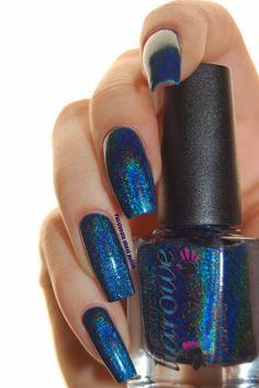 Colors by Llarowe - Deanna, it's blue!