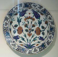 Middle Eastern Ceramics: Iznik