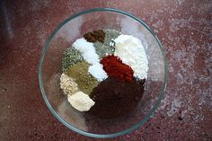 Taco seasoning recipe: DElicious!! I get my spices from a bulk foods shop, so the savings is very real, too!