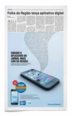 Folha da Regiao: App