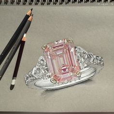 I think this has been the most challenging drawing I have done so far! Would…