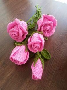 ramo flores crochet-decoracion-otakulandia.es (46)