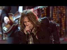 Steven Tyler.  When I watched this performance it, literally, gave me goosebumps.