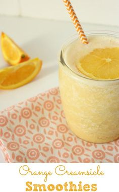 Orange Creamsicle Smoothies +14 More Easy Breakfast Recipes Kids Can Make   Step Stool Chef