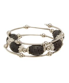 Another great find on #zulily! Lava Rock Aromatherapy Diffuser Bracelet #zulilyfinds