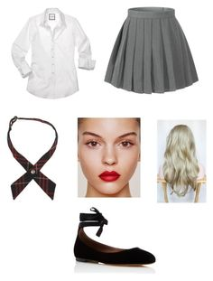 """""""abigail crucible 2"""" by broybal on Polyvore featuring Tabitha Simmons"""