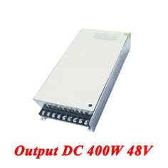 S-400-48 Switching Power Supply 400W 48v 8.3A,Single Output AC-DC Converter For Led Strip,AC110V/220V Transformer To DC Driver //Price: $23.94//     #onlineshop