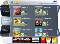 Play free online games ideal for the lunch hour