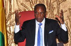 GUINÉE: LE GOUVERNEMENT PRÔNE LE DIALOGUE APRÈS L'APPEL À MANIFESTER