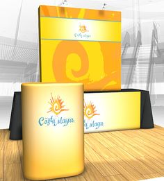 Trade Show Display Packages - Table Top Displays