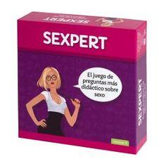 Juego erótico Sexpert de Modzz. ¿Cuán de experto eres en el amor y la sexualidad? Sexpert te pone a prueba. #juegoerotico