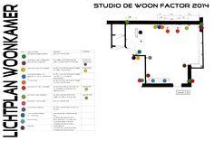 """Om het #interieurontwerp compleet te maken is een goed #lichtplan onmisbaar. Licht verrijkt de sfeer in een ruimte en zorgt voor een goede lichtopbrengst op de juiste plaatsen in de ruimte. Het advies voor de armaturen wordt door studio de WOON FACTOR uitgewerkt in een """"shoplist"""". Hiermee kan de opdrachtgever zelf op pad! www.studiodewoonfactor.nl"""