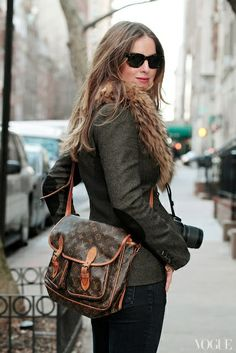 The Simply Luxurious Life®: Style Inspiration: Autumn Chic