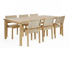 Shop Artek at Peruse dining chairs, tables, office furniture, and lighting designed by iconic names, like Alvar Aalto. Living Room Furniture, Home Furniture, Modern Furniture, Dining Table In Kitchen, Dining Chairs, Dining Room, Danish Design Store, Contemporary Dining Table, White Laminate