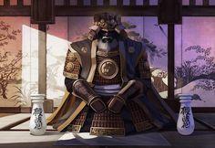 Aurlien Hubert - The Ancestral Armor of the Lion | Flickr - Photo Sharing!