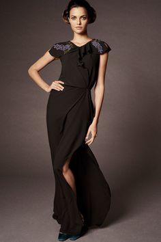 Zac Posen Spring 2018 Ready-to-Wear  Fashion Show Collection