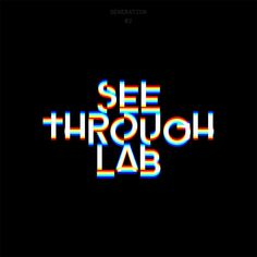 """See Through Lab is an experimental software studio based in Brooklyn, NY. The studio creates installations and software using generative artwork, crowdsourcing, computer vision, physical computing, projection and popular web platforms. After a project is developed, all the code that was written is released as open source.  New York based studio The Collected Works created their awesome new identity that """"reflects the modular aspects of that open source ethos.""""   """"The primary lo..."""