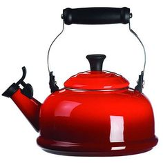 Le Crueset...dont even drink tea, but i want it...for cup o noodles maybe!??? lol