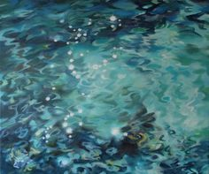 Waves, Ripples and Reflections - Jim Whitty Art