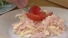 Holandský salát — Kluci v akci — Česká televize Cabbage, Vegetables, Recipes, Cabbages, Vegetable Recipes, Ripped Recipes, Brussels Sprouts, Cooking Recipes