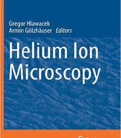 Helium Ion Microscopy PDF