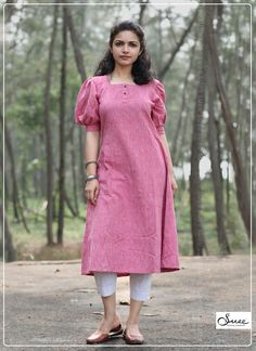 Fashion Tips Teenage .Fashion Tips Teenage Simple Kurta Designs, Silk Kurti Designs, Churidar Designs, Fancy Blouse Designs, Kurta Designs Women, Kurti Designs Party Wear, Kurti Sleeves Design, Sleeves Designs For Dresses, Kurta Neck Design