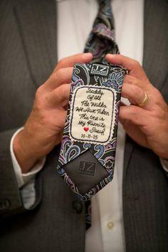 shoes - Father of the Bride Hand Embroidered Tie Patch Father of the Bride Gift Tie Patch Necktie Wedding Gift for Dad Sew Happy Girls Wedding Vows, Our Wedding, Dream Wedding, Wedding Quotes, Wedding Beach, Trendy Wedding, Spring Wedding, Elegant Wedding, Love You Dad